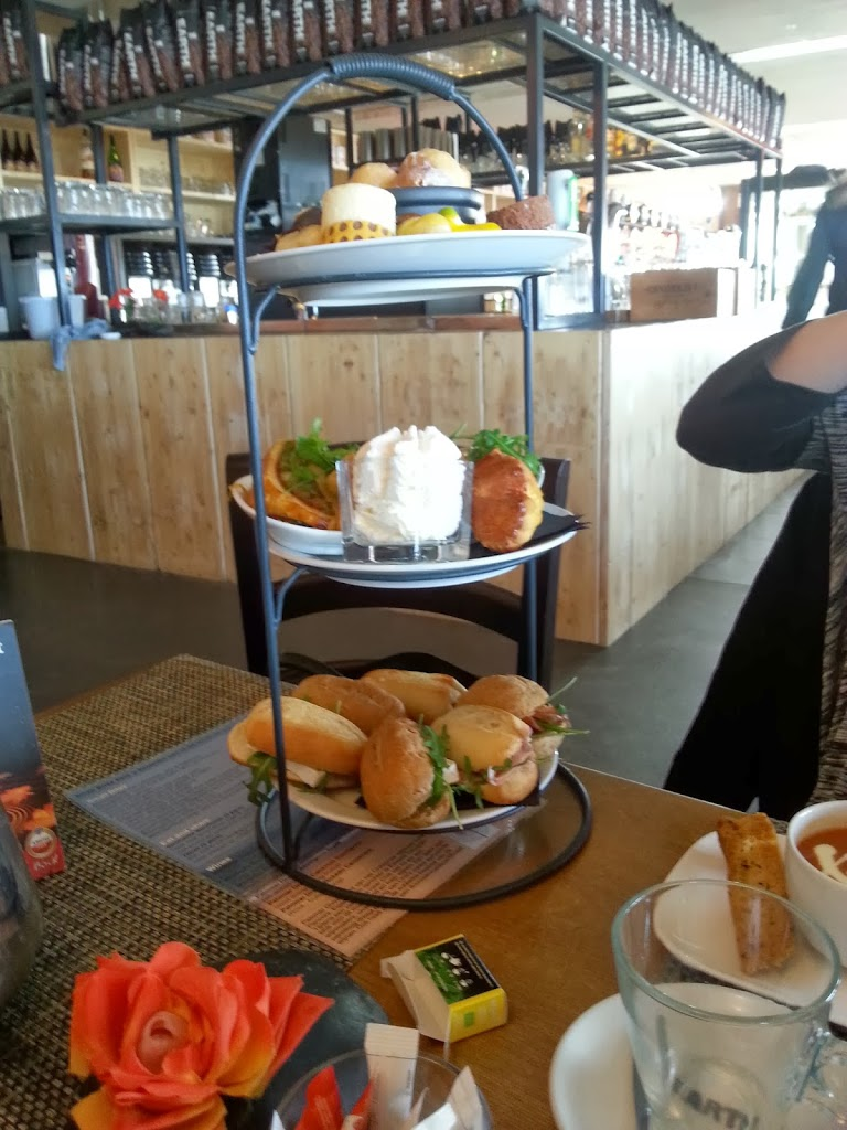 High Tea bij Zoomers in Castricum