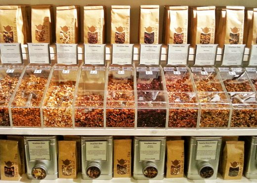The Art of Tea Herbs & Spices in Haarlem
