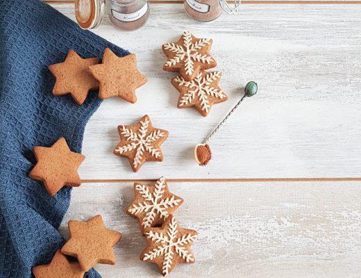 Gemberkoekjes - Kerstkoekjes