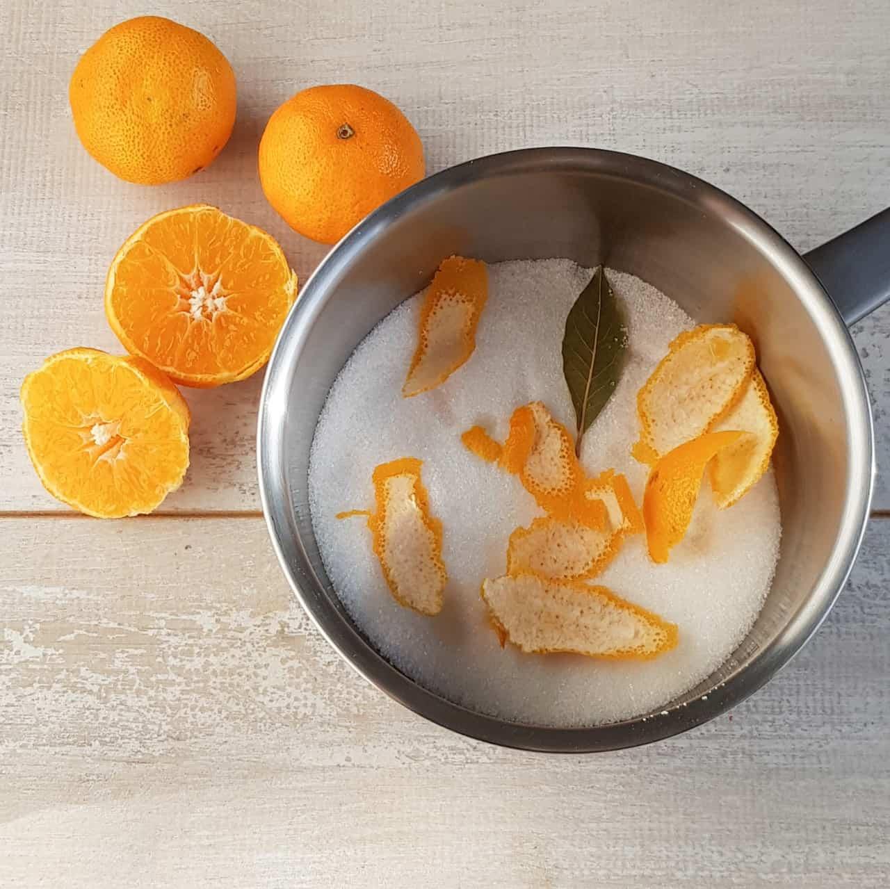 Zelf limonadesiroop maken