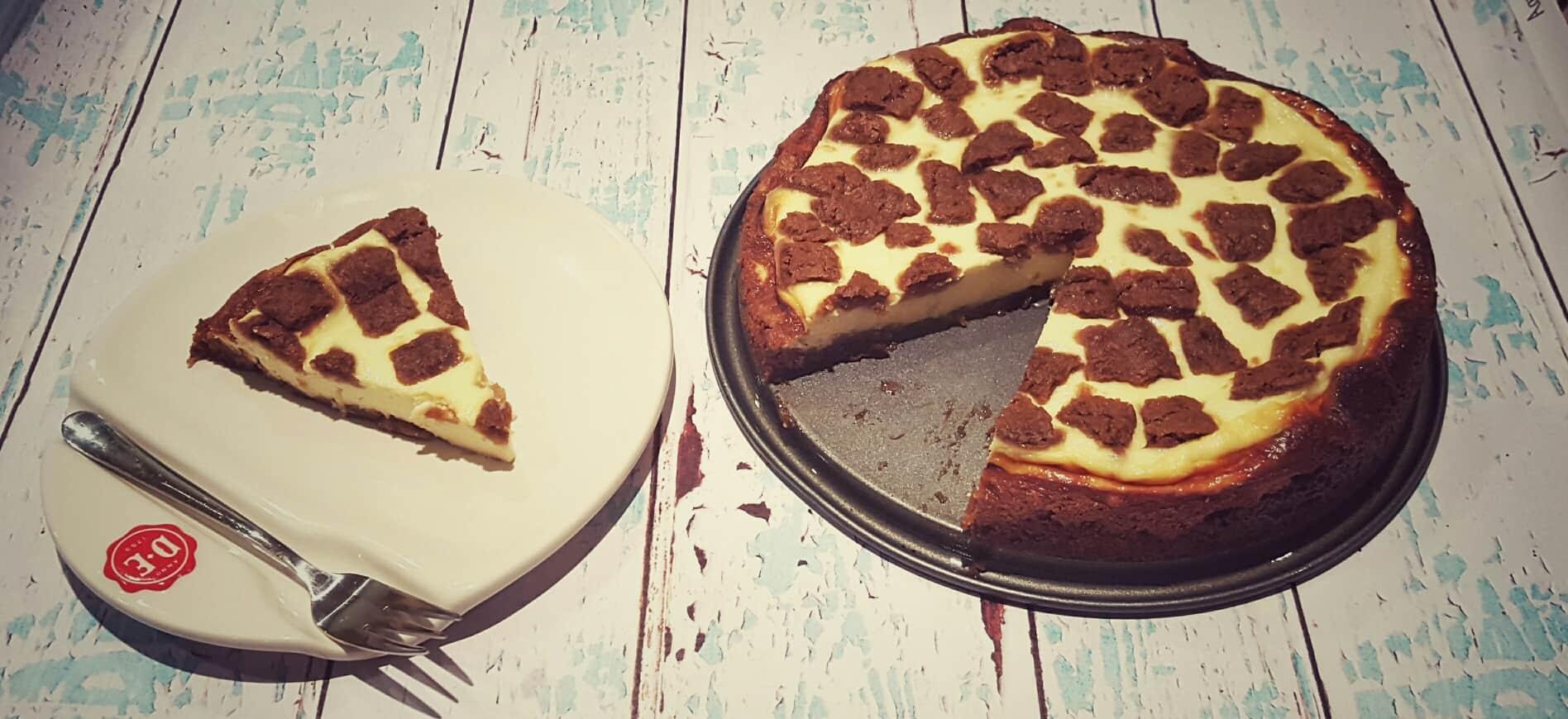 Bastogne cheesecake