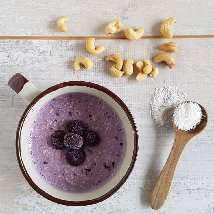 Rens Kroes - gezond ontbijt