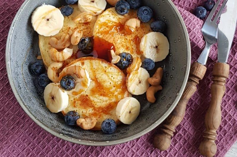 Recept ricotta pannenkoeken - lekker ontbijt