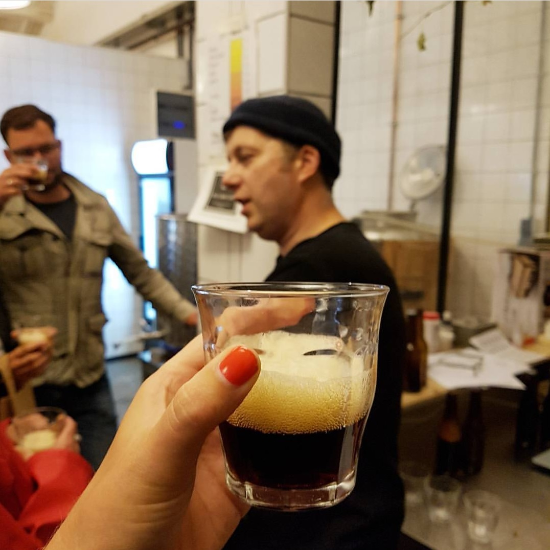 Eric's Beer Craft - pico-brouwerij in Het Lokaal in Amersfoort