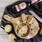 Recept voor uiensoep met bier