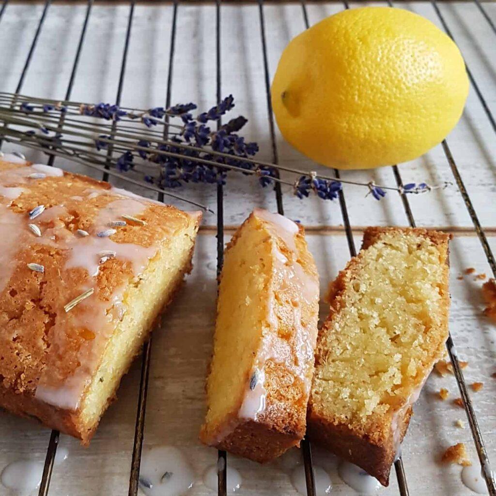 Recept lavendelcake met citroen
