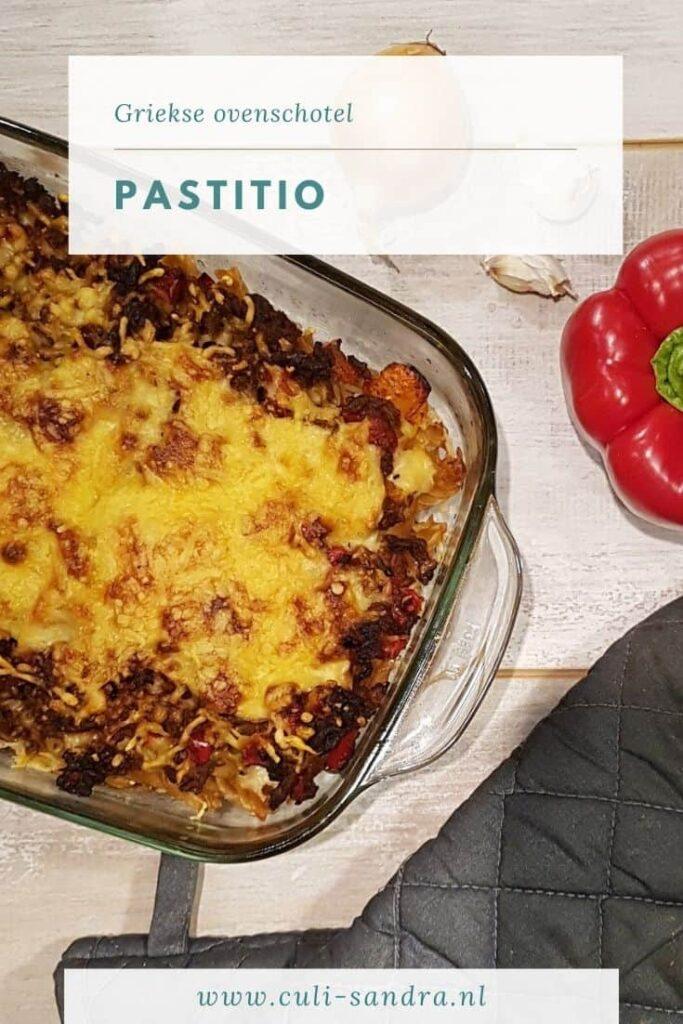 Pastitio recept