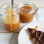 Salted caramel - zoute karamelsaus
