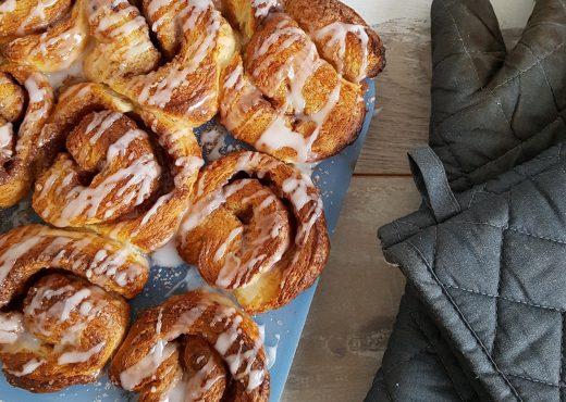 Kaneelbroodjes - Cinnamon rolls