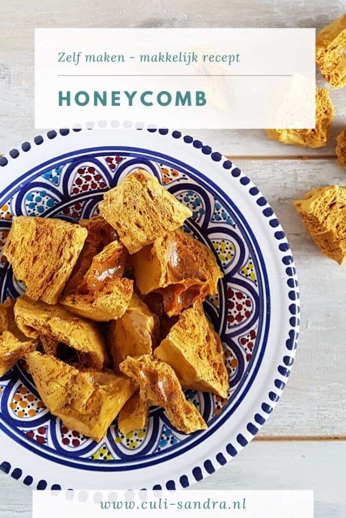 Recept honeycomb