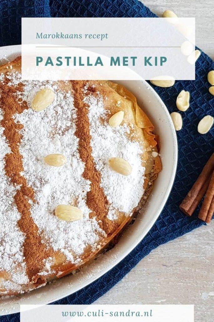 Recept Pastilla