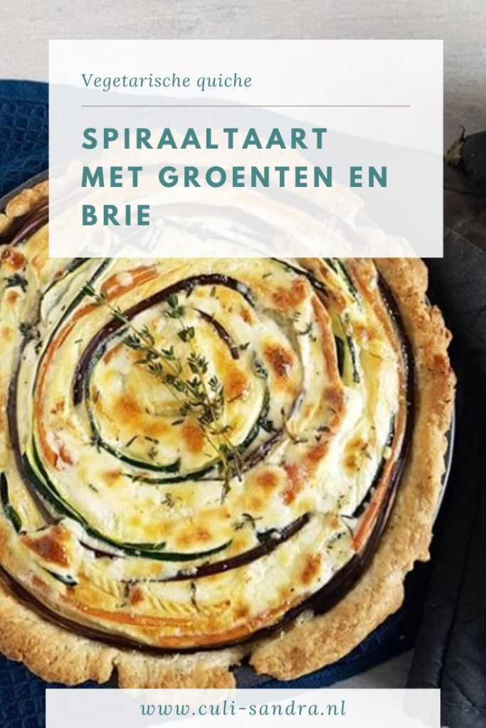 Recept spiraalquiche