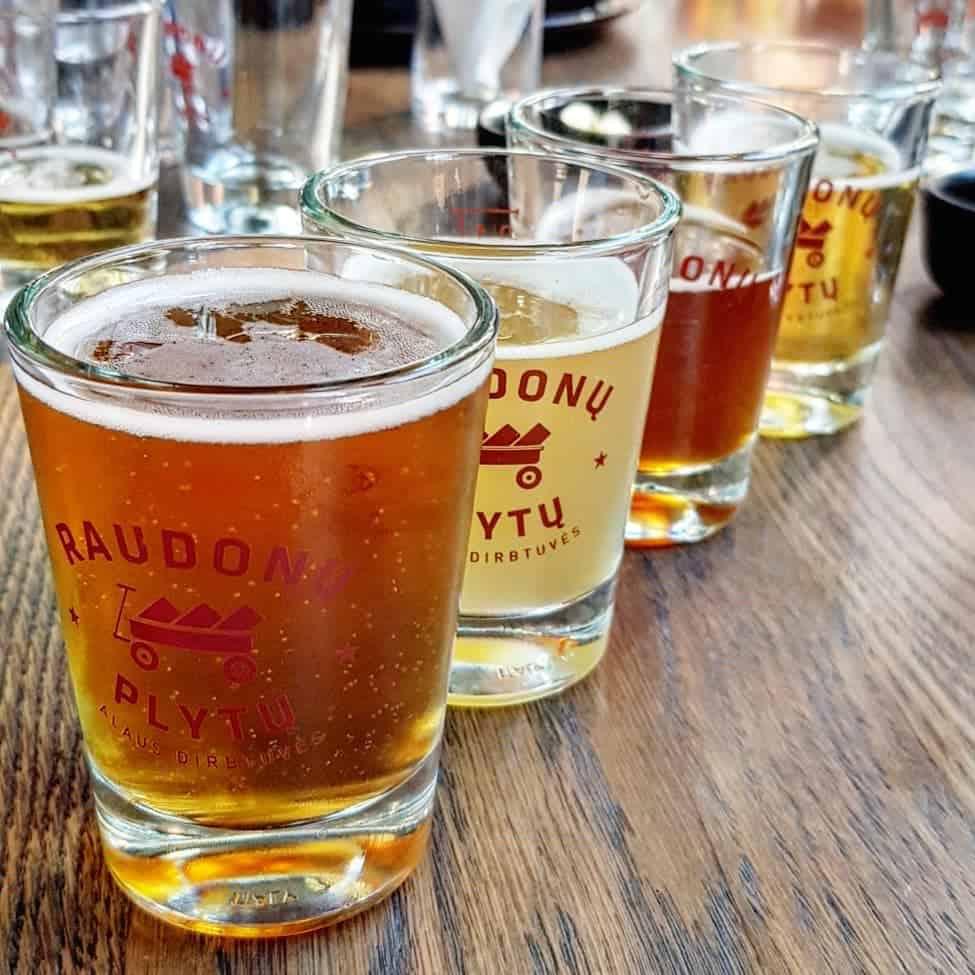 Svyturys brouwerij