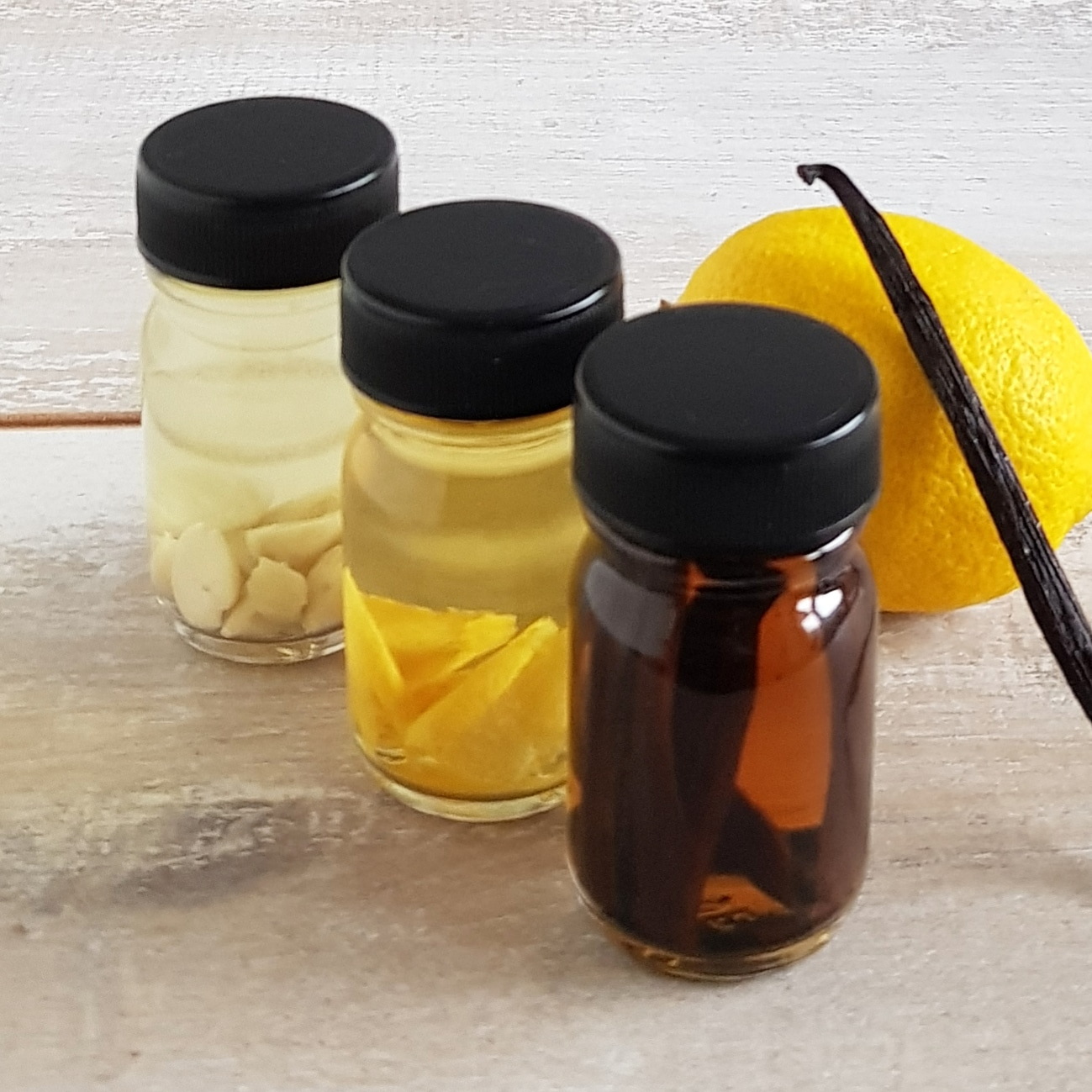 Zelf vanille-extract maken
