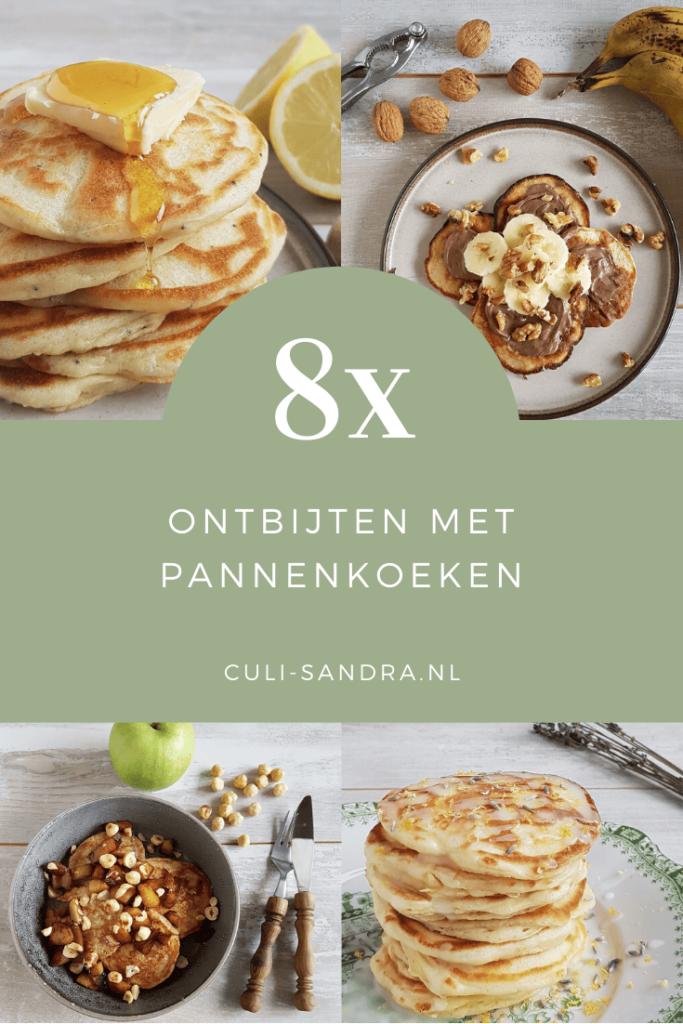 8x pannenkoek recepten