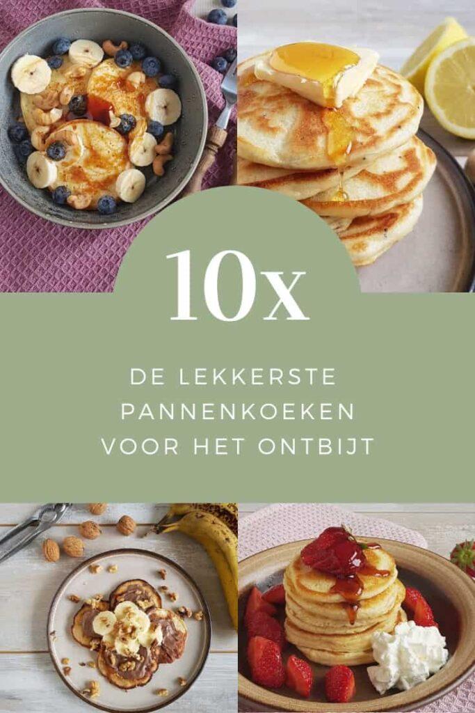 10x pannenkoek recepten