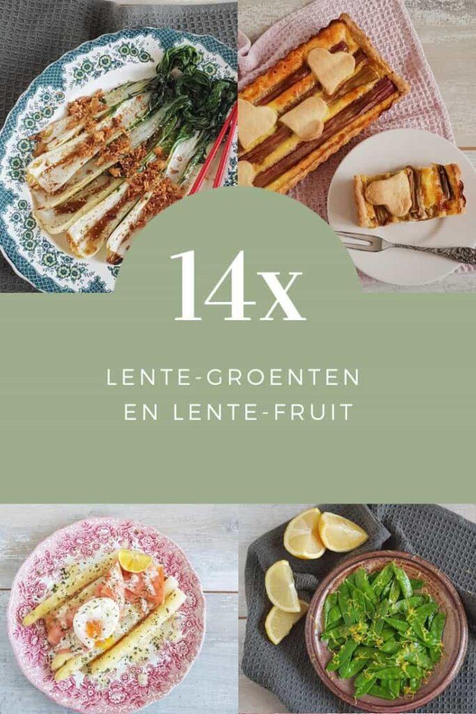 Lentegroenten | Lentefruit