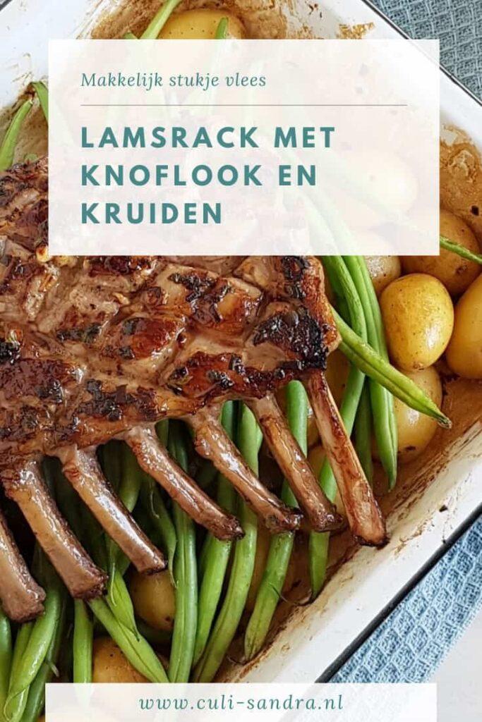 Lamsrack recept