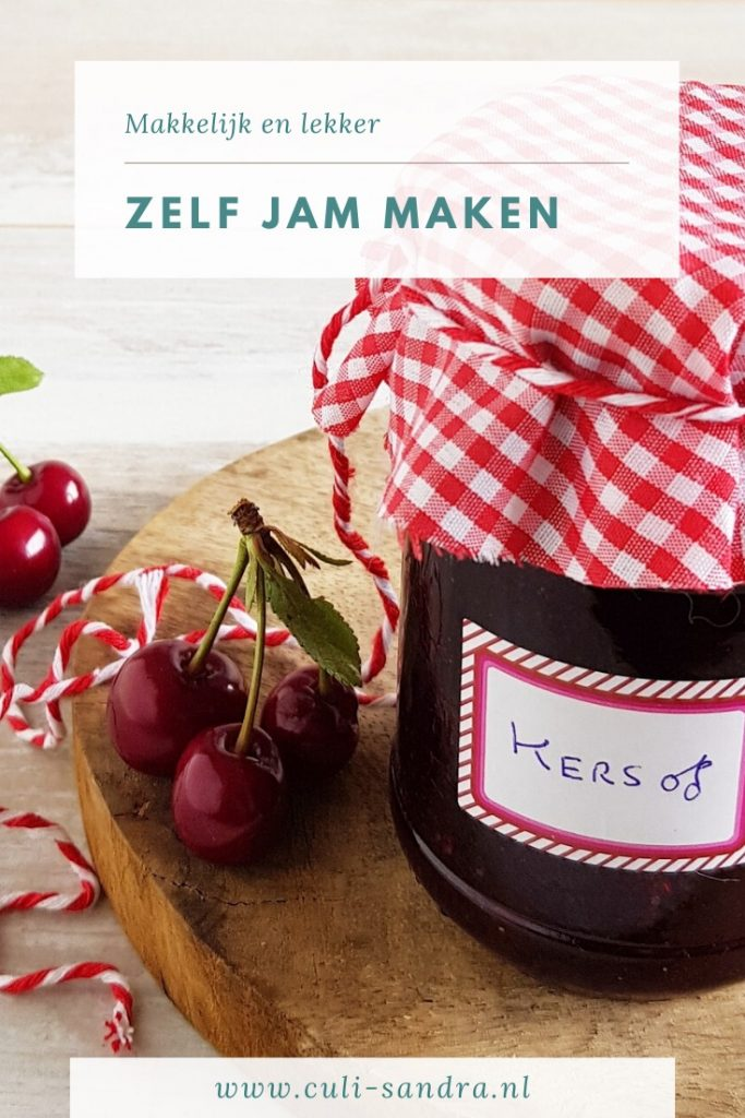 Recept jam