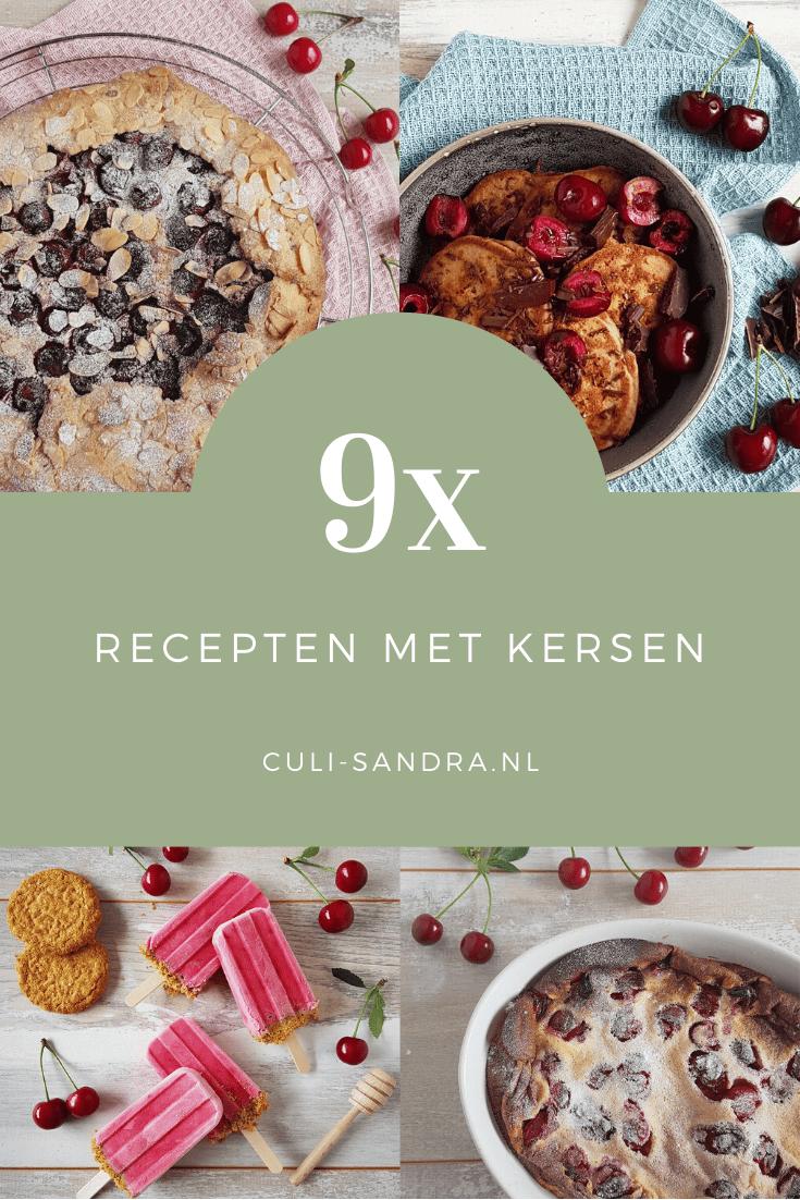9x recepten met kersen