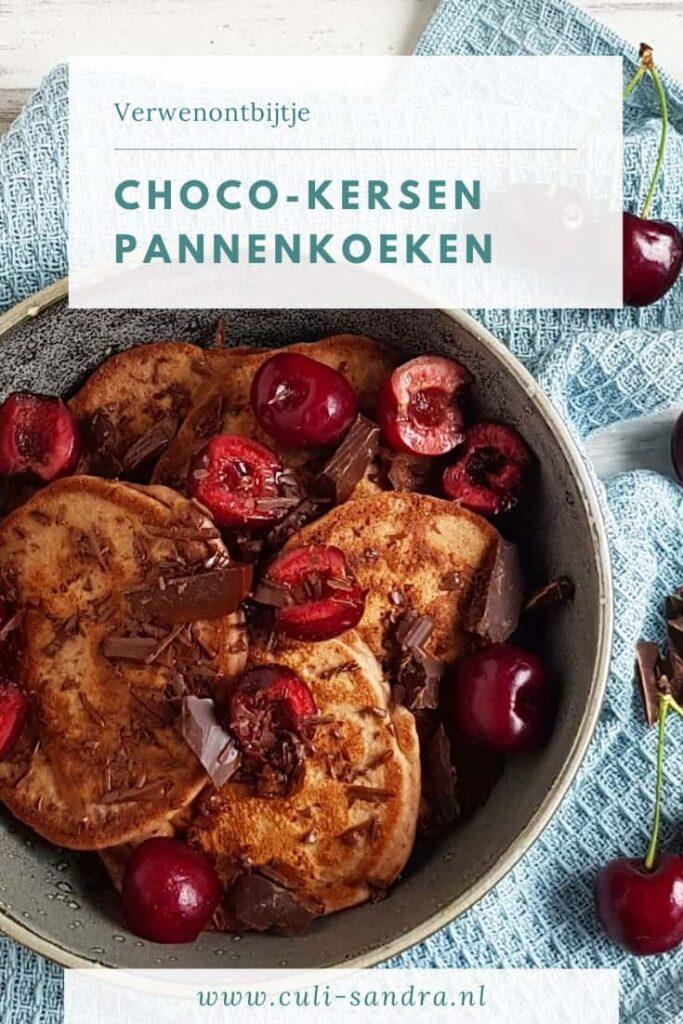 Recept pannenkoeken met kersen