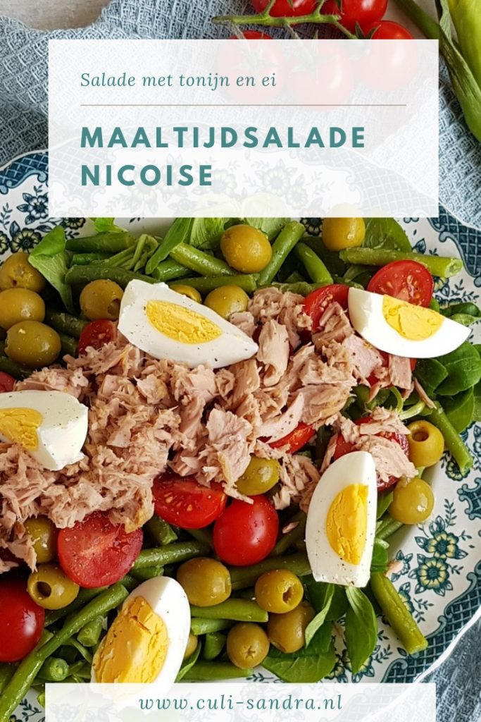 Recept salade Nicoise