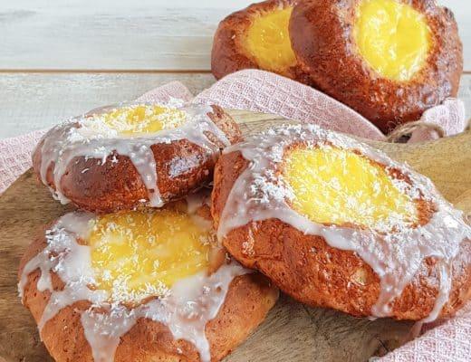 Skolebrod - Noorse custardbroodjes