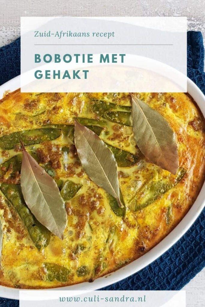 Recept bobotie