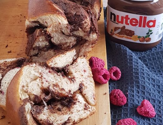 Babka met Nutella