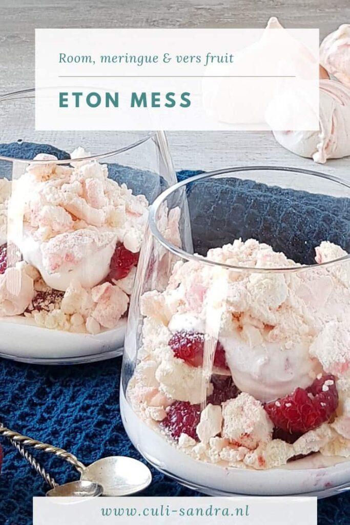 Recept Eton Mess
