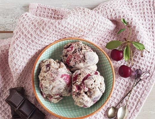Cherry Garcia ijs