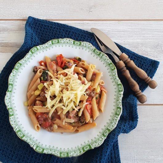 Pasta bolognese - een rasechte klassieker
