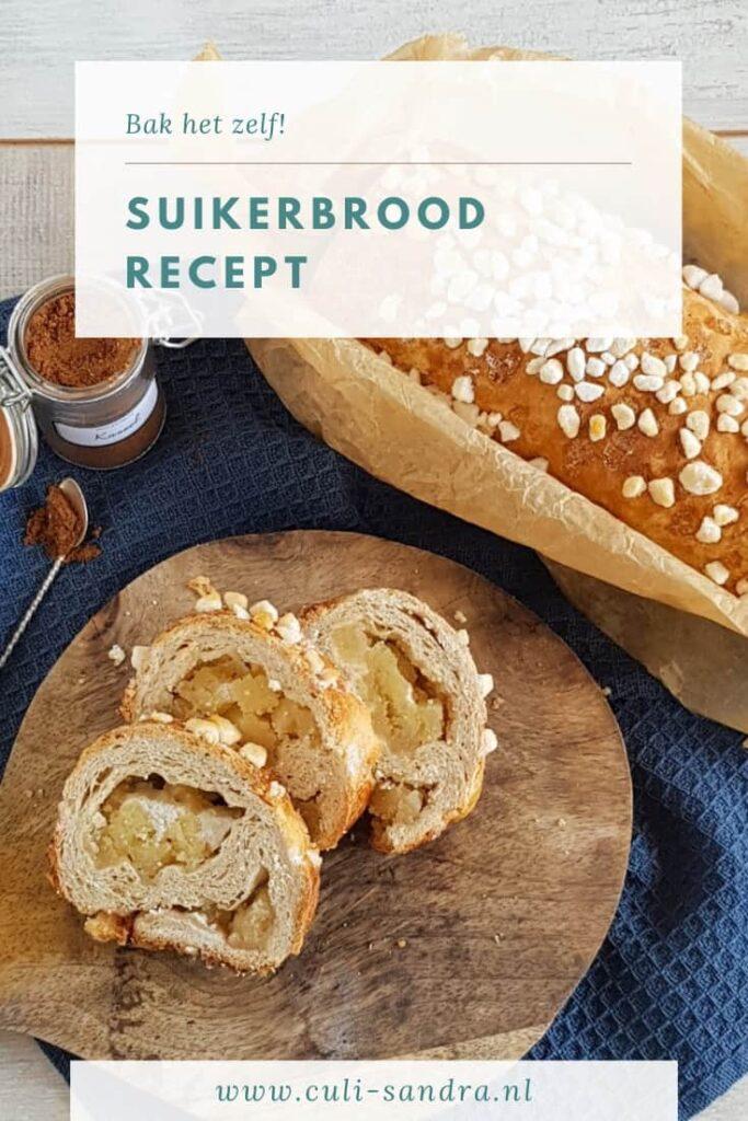 Recept suikerbrood