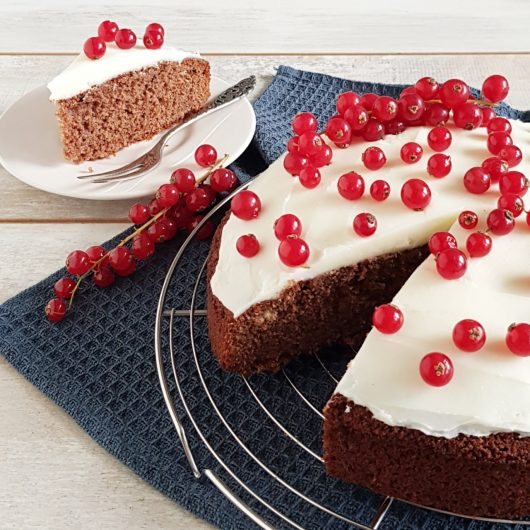 Chocoladecake met botercrème