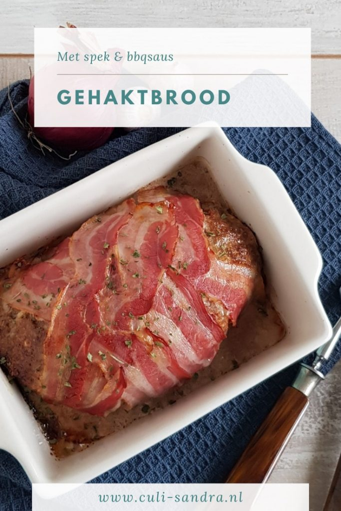 Recept gehaktbrood - meatloaf