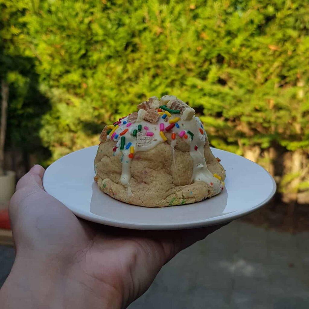 Humble&Crumble KitKat Birthdaycake