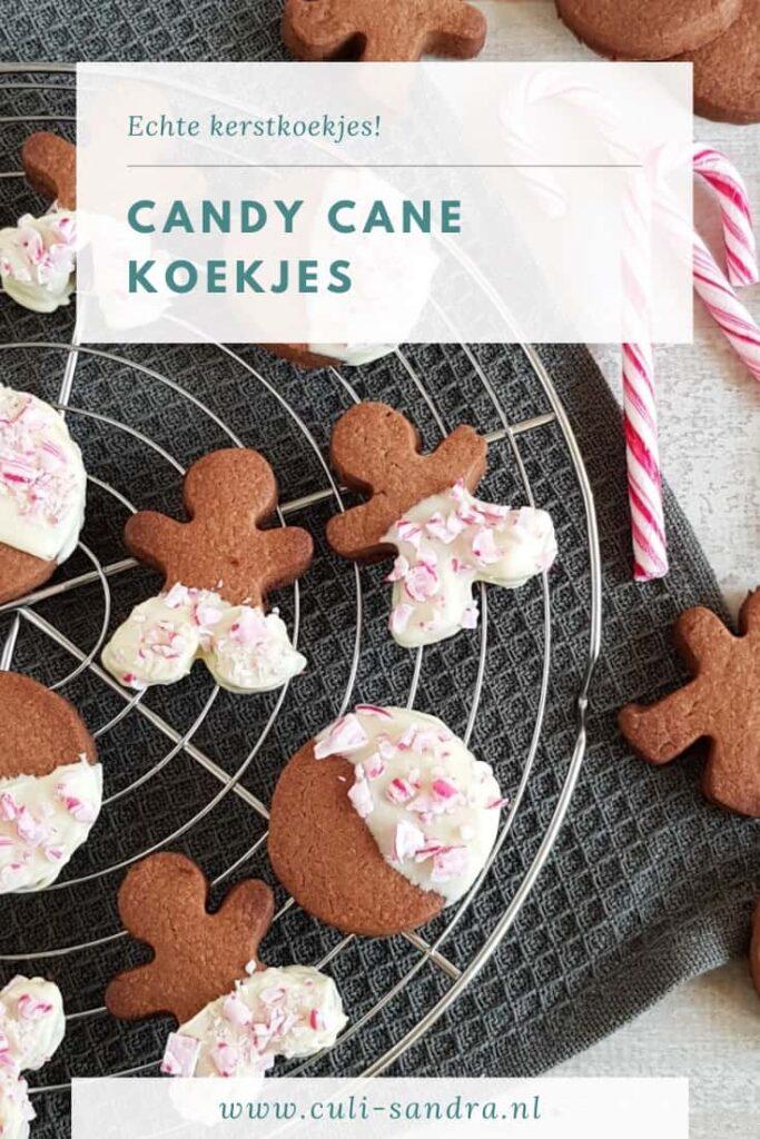 Recept candy cane koekjes