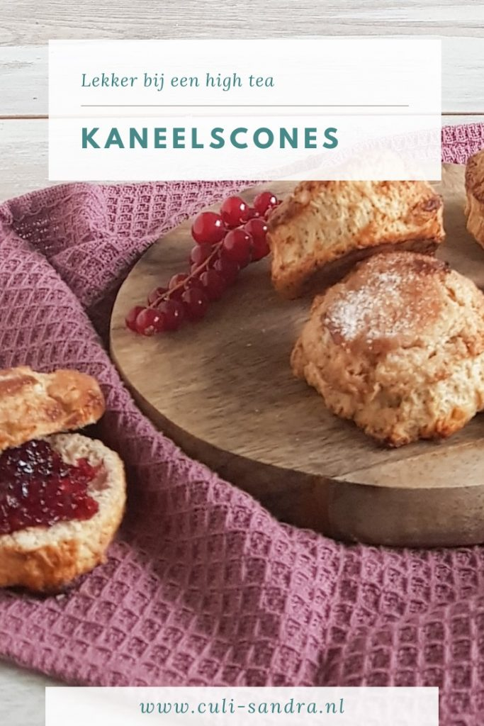 Recept kaneelscones