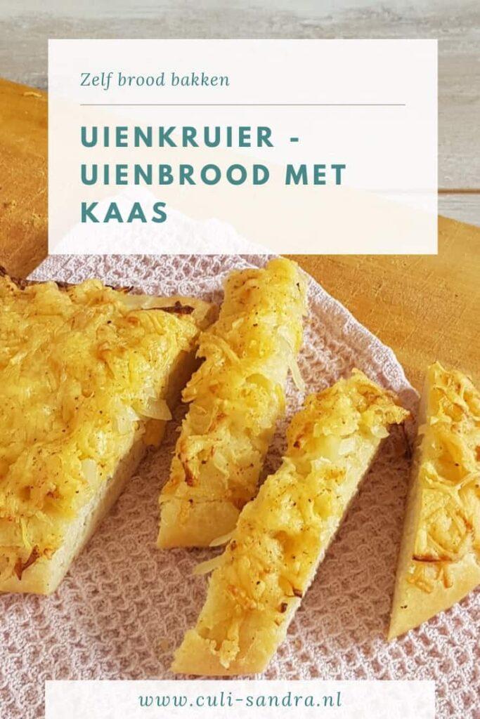 Uienkruier recept Uienbrood