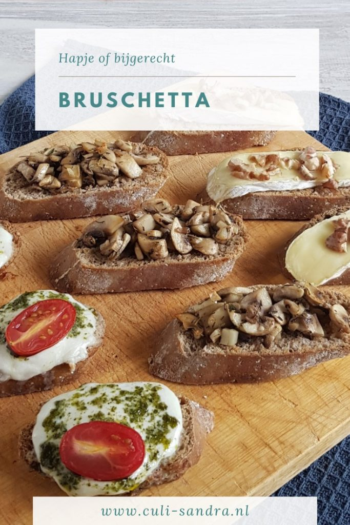 Recept bruschetta