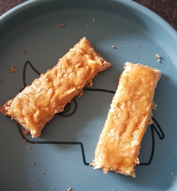 Brood volgens de Rapley methode