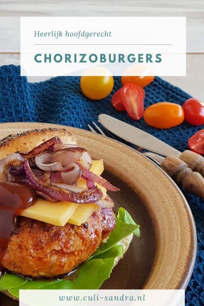 Chorizoburgers
